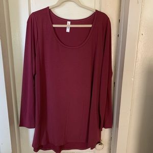 3XL LulaRoe Lynnae top. GUC